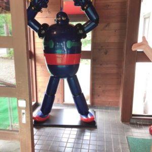 那須のおもちゃ博物館入口