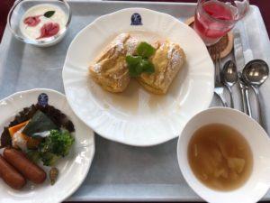 宇都宮市産婦人科高橋レディスクリニックのフレンチトースト