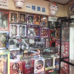 那須のおもちゃ博物館一等景品