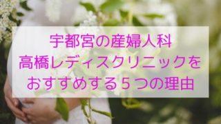 宇都宮産婦人科高橋レディスクリニック