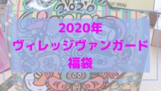 2020年ヴィレッジヴァンガード福袋